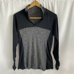 Champion Pull Over Active Wear Long Sleeve Top M